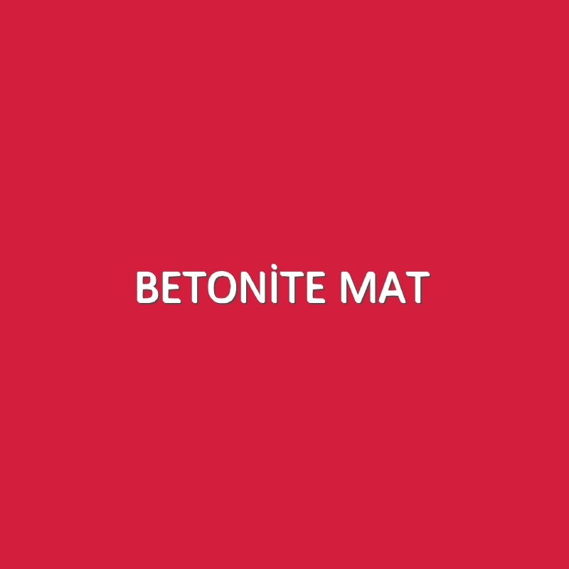 Betonite MAT
