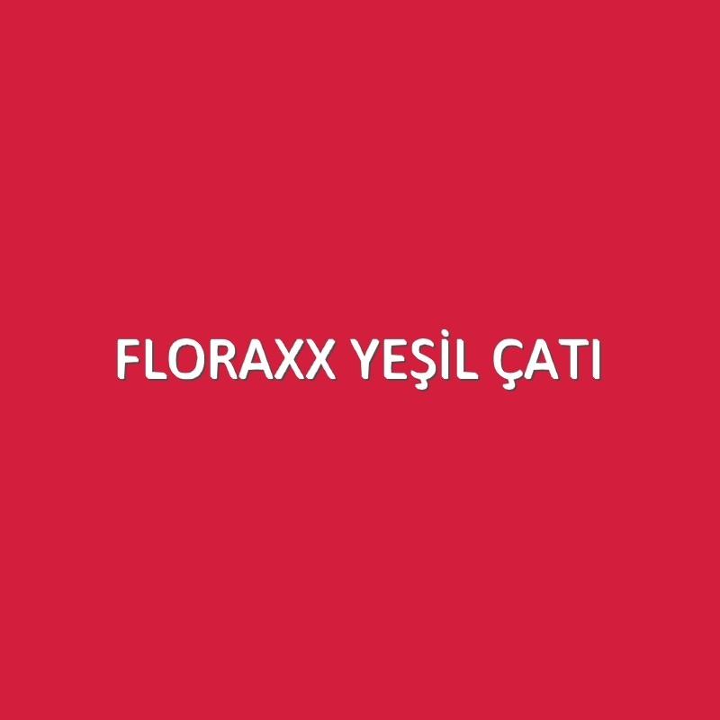 DELTA-FLORAXX YEŞİL ÇATI